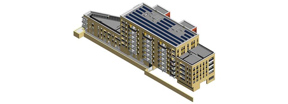 3. Architectural BIM Model
