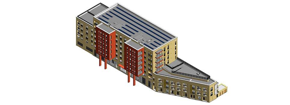 4. BIM Modelling services
