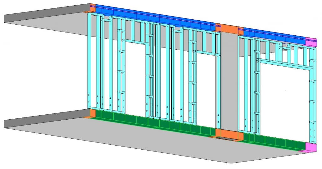 Imagen vista exterior de paneles SFS y Edge Shutters